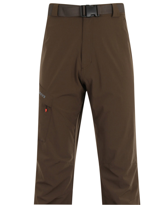 The Strata Guideflex Trousers are made from a 4 way stretch fabric and they  are indeed lightweight, they don't feel as heavy or cumbersome that jeans  or ...
