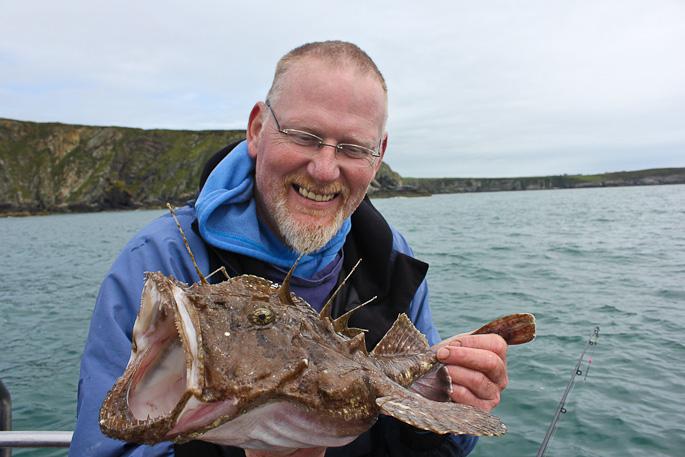 2012 – angler fish for My Way – GO Angling
